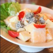 鲜水果沙拉