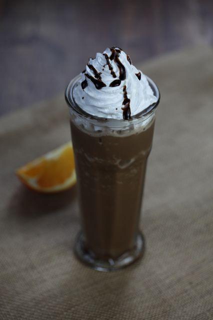 巧克力星冰乐