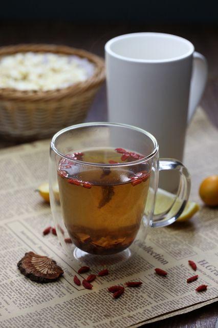 蜂蜜红枣茶