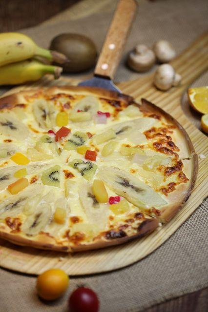 盛夏庄园披萨