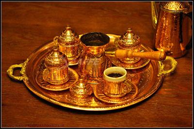 不仅仅是文化——美、味兼得的土耳其咖啡