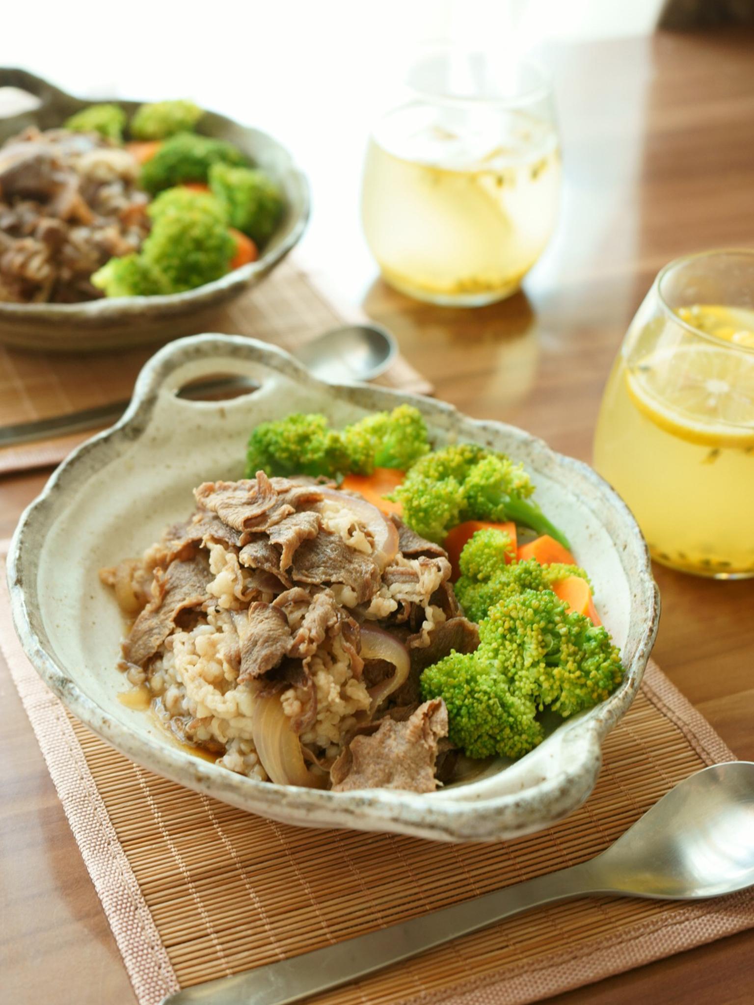 日式小牛肉饭